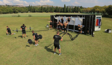 Mobile Gyms
